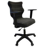 Good Chair Ergonomischer Bürostuhl UNI Anthrazit BA-C-6-B-C-DC17-B