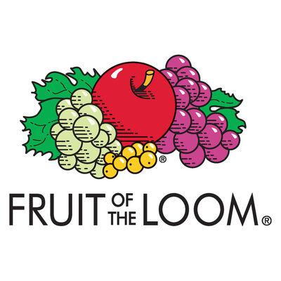 Fruit of the Loom 5 Stk. Original Herren-Polo Shirts Rot M