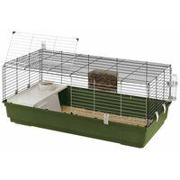 Ferplast Kaninchenkäfig Rabbit 120 118x58,5x49,5 cm 57053070
