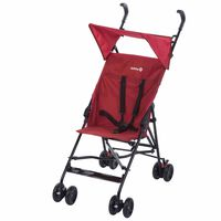 Safety 1st Buggy mit Verdeck Peps Rot 1182668000