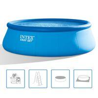 Intex Schwimmbecken Easy Set 457x122 cm 26168GN