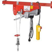Elektrischer Seilhebezug 1000 W 300/600 kg