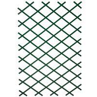 Nature Garten-Rankgitter 50x150 cm PVC Grün 6040702