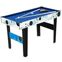 Van der Meulen Billiard Snooker Tisch 121x60x76 cm