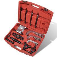 Hydraulischer Abzieher Puller/Separator Werkzeugset 25 Stk.