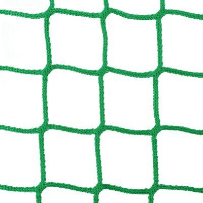 vidaXL Heunetze 2 Stk Quadratisch 0,9x2 m PP