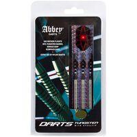 Abbey Darts Darts-Set 3 Stk. 85% Wolfram 26g Silbern