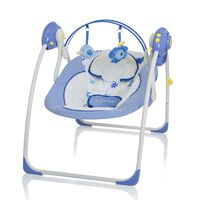 Little World Babyschaukel Dreamday Blau LWBS001-BL