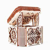 WOODEN CITY Modellbauaufsatz Holz Mystery Box