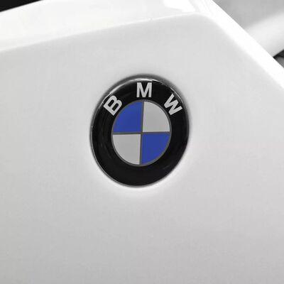 BMW 283 Elektrisches Motorrad für Kinder Weiß 6V