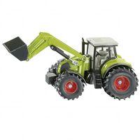Siku Claas Traktor Axion 850 mit Frontlader 1:50
