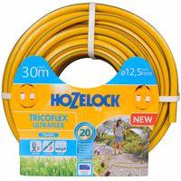 Hozelock Bewässerungsschlauch 30 m Tricoflex Ultraflex