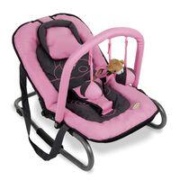 Baninni Babyschaukel Relax Classic Rosa Hippo BNBO002-PKHP