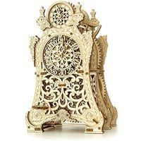 WOODEN CITY Modellbauaufsatz Holz Magische Uhr
