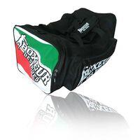 BOXEUR DES RUES Sporttasche mit Verstellbarem Riemen Flagge Italiens