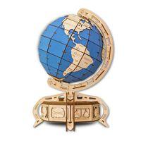 Eco-Wood-Art 393-tlg. Modellbausatz Holz Globe