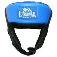 LONSDALE Offener Jab-Kopfschutz L Blau