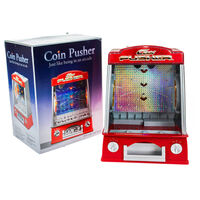 United Entertainment Münzschieber Coin Pusher Arcade