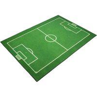 Van der Meulen Spielmatte Fußballplatz 95 x 133 cm 0309090