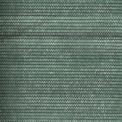 vidaXL Sichtschutznetz HDPE 1 x 10 m Grün