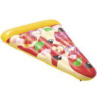 Bestway Luftmatratze Pizza Party 188 x 130 cm