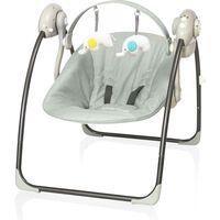 Little World Babyschaukel Dreamday Grau Mélange