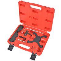 vidaXL Motoreinstellwerkzeug-Set für Ford 1,5 1,6 TI VCT und 2,0 TDCI
