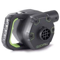 Intex Wiederaufladbare elektrische Luftpumpe Quick-Fill 66642
