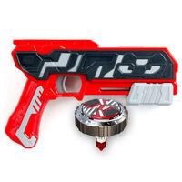 Silverlit Kreisel Blaster Mad Single Shot Firestorm Rot