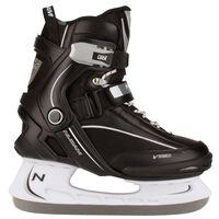 Nijdam Eishockey Schlittschuhe Gr. 40 3350-ZWW-40