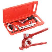 vidaXL Bördelwerkzeug Set mit Rohrbiegegerät