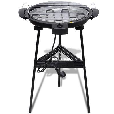 Grill BBQ Standgrill Barbecue Tischgrill Gartengrill Elektrogrill