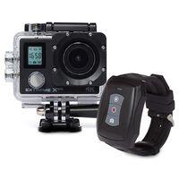VIZU Action-Kamera X8S 4K Wi-Fi mit Fernbedienung