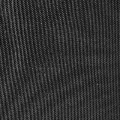 vidaXL Sonnensegel Oxford Gewebe Rechteckig 2 x 4 m Anthrazit