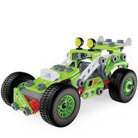Meccano Junior Deluxe Buggy-Auto zum Zurückziehen