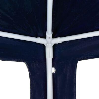vidaXL Partyzelt 3 x 6 m PE Blau